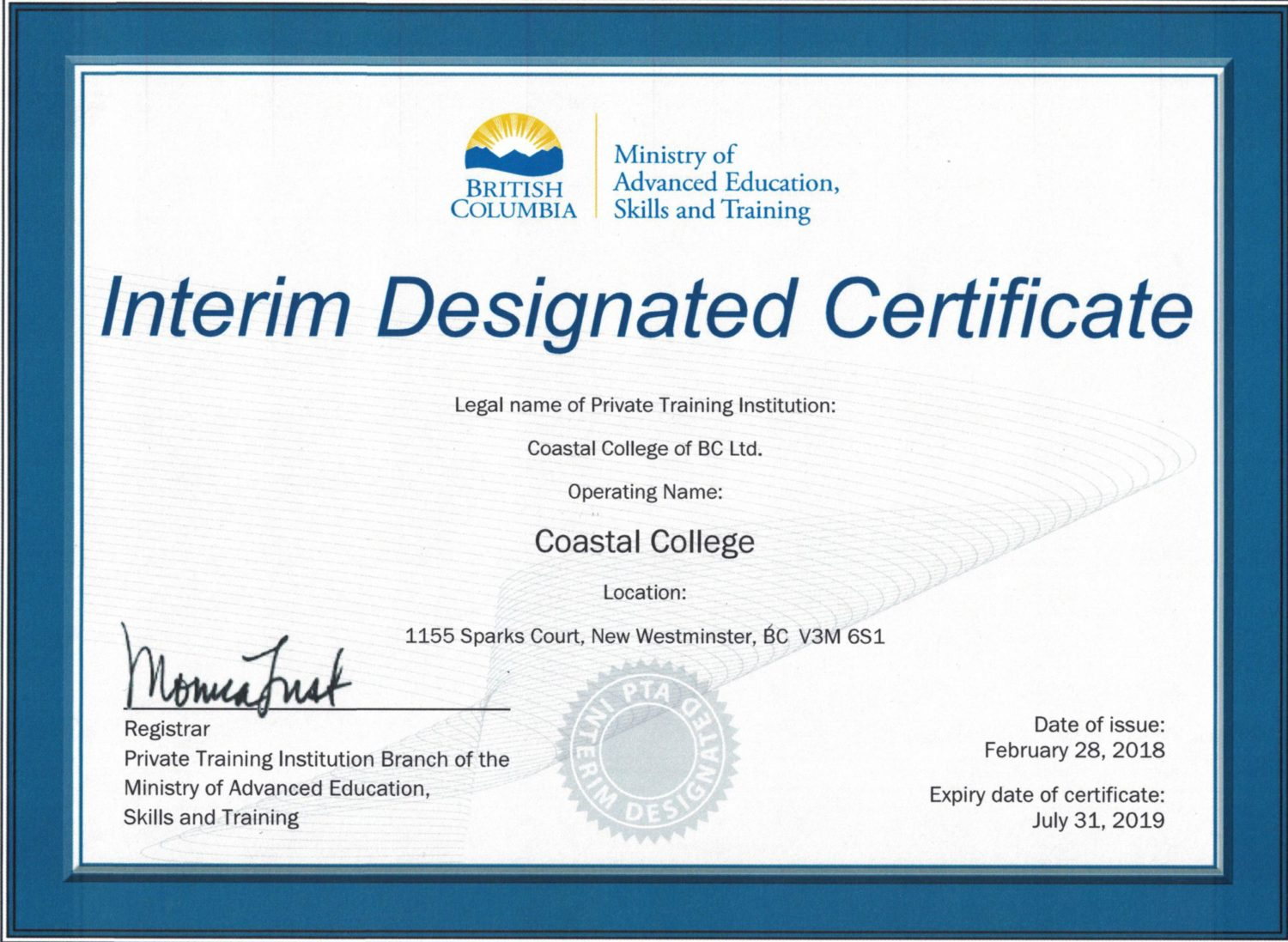 Certified Online Training Courses Affordable And Cheap Ea Eap